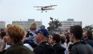 pokaz lotnictwa